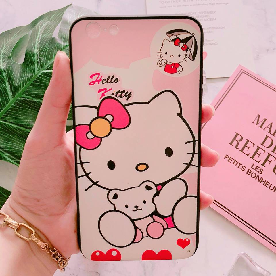 Ốp iPhone 6 Plus / iPhone 6s Plus kitty cute