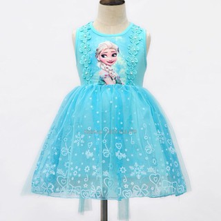 Váy Elsa Công Chúa 🌽 Váy Đầm Elsa Bé Gái 🍧