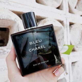 Yêu Thích[nắp nam châm] Nước hoa nam bleu nồng độ edp dung tích 100ml hương thơm nam tính quyến rũ
