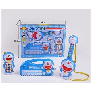 Hộp đàn Doraemon