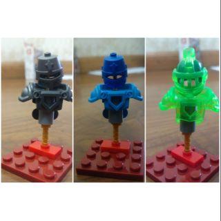 Lego : 3 loại giáp dành cho hiệp sĩ nexo