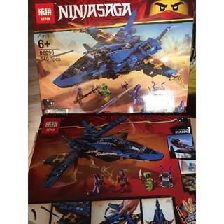 Mô Hình Phi Thuyền Xanh Thế Hệ Mới – Bộ lắp ráp Lego 70668 Lepin 06096