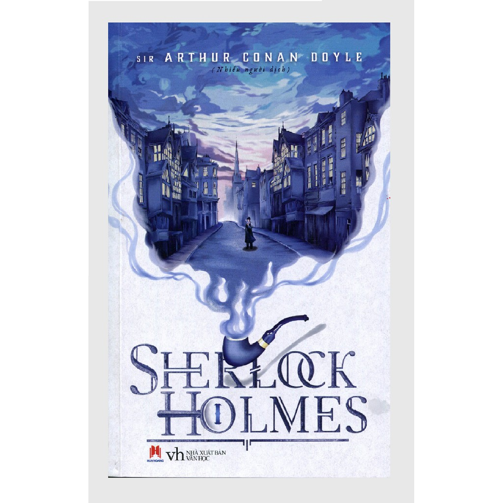 Sách - Tiểu thuyết trinh thám - Sherlock Holmes I