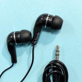 Tai nghe không mic cho máy nghe nhạc Mp3, loa đài chân jack tròn 3.5 mm nghe hay thumbnail