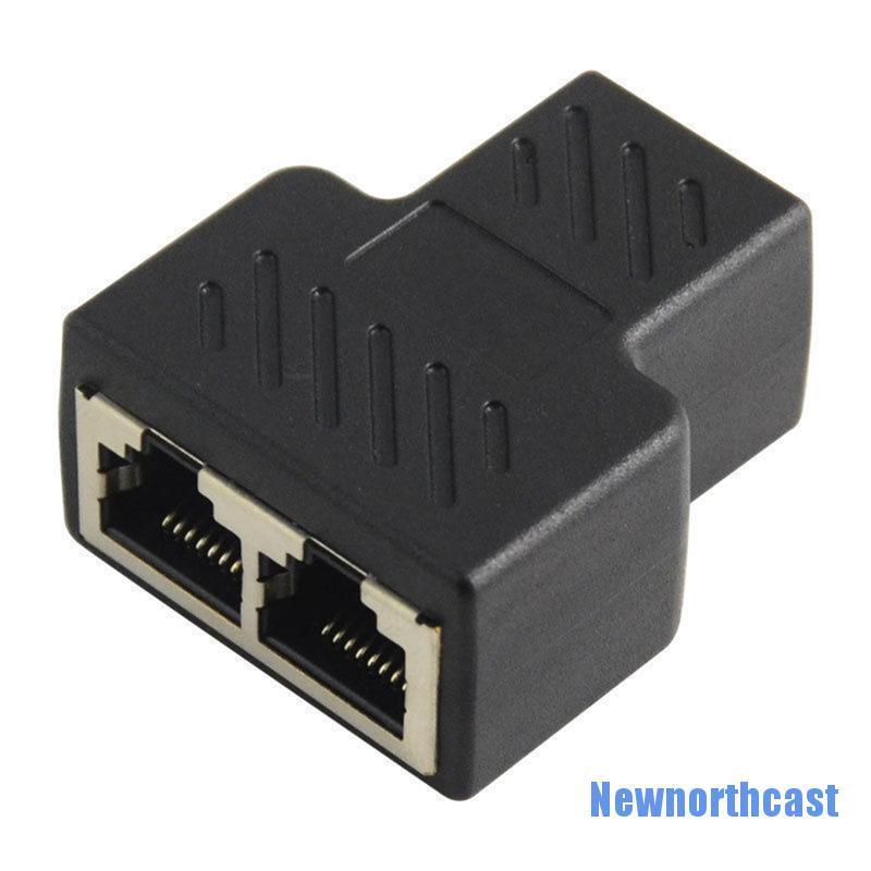 Cáp Chia Rj45 0319 1 Sang 2 Lan Ethernet