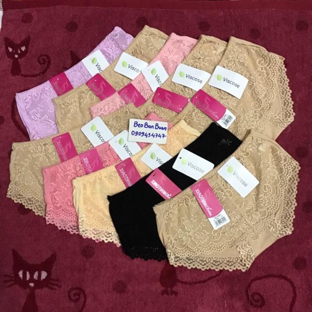 10 quần lót nữ ren pha cotton / 10 quần lót nữ / quần sịp nữ - 9969851 , 321289505 , 322_321289505 , 215000 , 10-quan-lot-nu-ren-pha-cotton--10-quan-lot-nu--quan-sip-nu-322_321289505 , shopee.vn , 10 quần lót nữ ren pha cotton / 10 quần lót nữ / quần sịp nữ