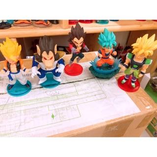 Mô hình tĩnh WCF Dragon Ball tổng hợp chính hãng Banpresto