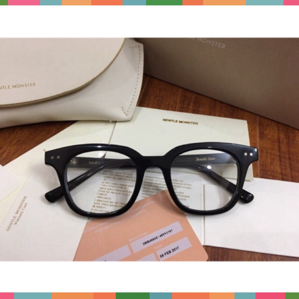 Kính Cận - gọng kính mắt mèo + mắt cận lắp theo yêu cầu kính cận loạn thòi trang