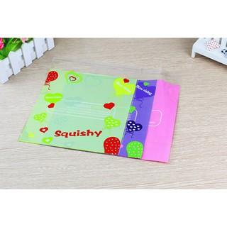 Squishy – Combo 10 bao bì packaging đựng Squishy mã SPGV9302