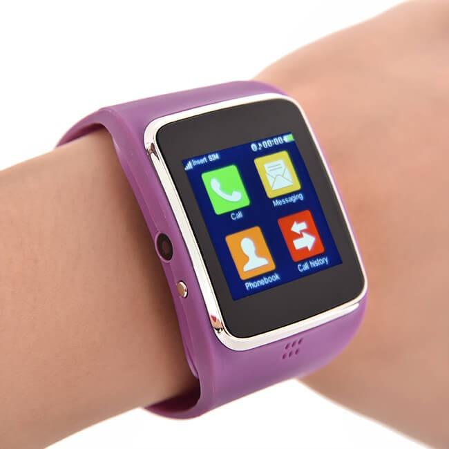 Đồng hồ thông minh Z30 ( tím)