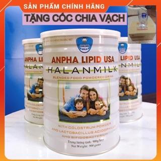 Sữa non Anpha Lipid USA 900g – Giúp tăng sức đề kháng, phục hồi nhanh sức khỏe