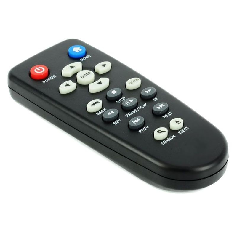 Replacement Remote Control For Western Digital WD WDTV HDTV TV Live Plus Media gogoxpmall