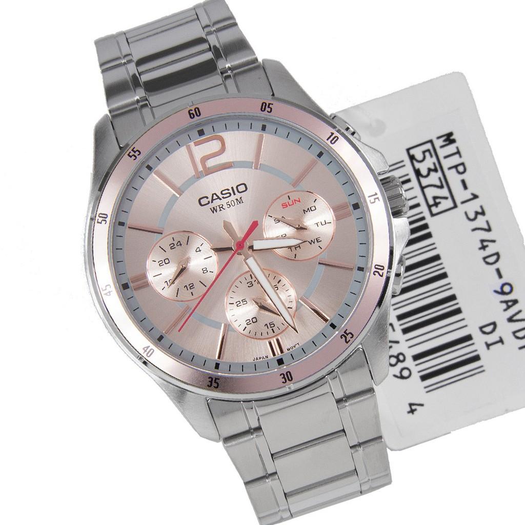 Đồng hồ nam casio chính hãng 1374D-9AVDF