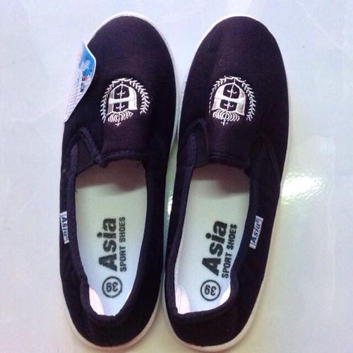 Giày vải nữ asia