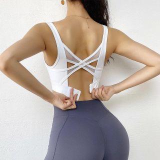 Áo Bra Tập Gym Lót Ngực Cài Sau 3 Nấc Nâng Ngực và Siêu Cố Định A32