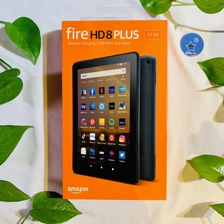 MÁY TÍNH BẢNG KINDLE FIRE HD 8 PLUS - 2020 10th - HD display, 32 GB thumbnail