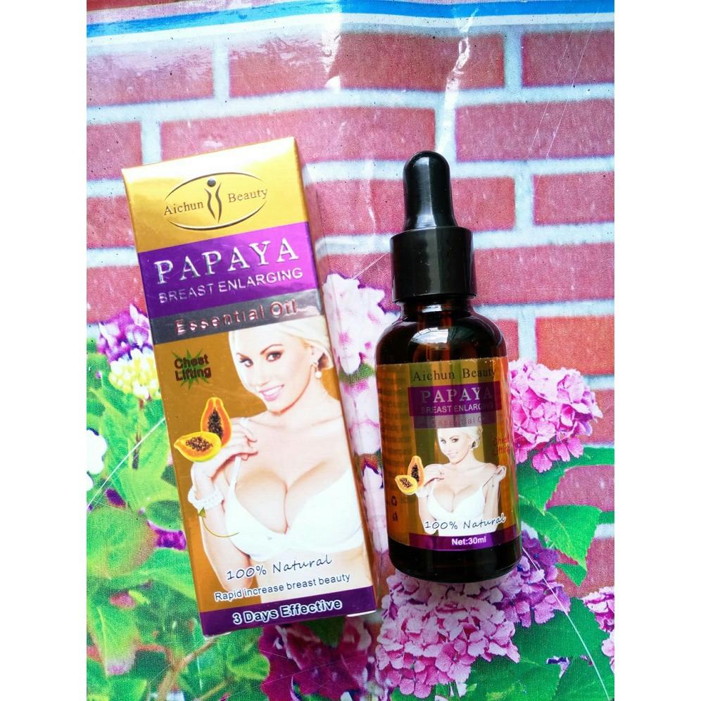 Tinh chất Nở ngực Aichun Papaya chiết xuất đu đủ - KM - 2982356 , 1049611707 , 322_1049611707 , 69000 , Tinh-chat-No-nguc-Aichun-Papaya-chiet-xuat-du-du-KM-322_1049611707 , shopee.vn , Tinh chất Nở ngực Aichun Papaya chiết xuất đu đủ - KM