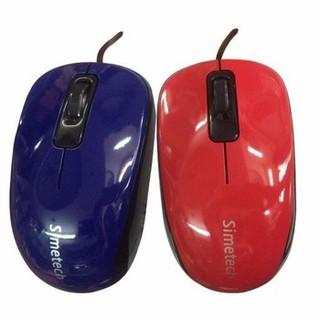 Chuột Máy Tính Simetech X2 có dây 1200 DPI - BH 1 năm thumbnail