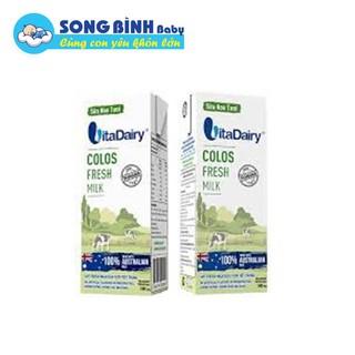 sữa non tươi Vitadairy lốc 3 hộp*180ml nhập khẩu Úc