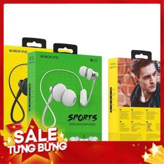 Tai nghe Bluetooth thể thao Borofone BE32 cao cấp BH 12 tháng poogroup