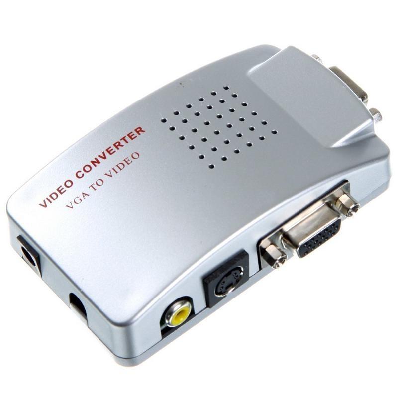 Bộ chuyển đổi VGA sang Video, Svideo VGA to AV - VGA to AV - DC301 - 2618061 , 16047396 , 322_16047396 , 170000 , Bo-chuyen-doi-VGA-sang-Video-Svideo-VGA-to-AV-VGA-to-AV-DC301-322_16047396 , shopee.vn , Bộ chuyển đổi VGA sang Video, Svideo VGA to AV - VGA to AV - DC301