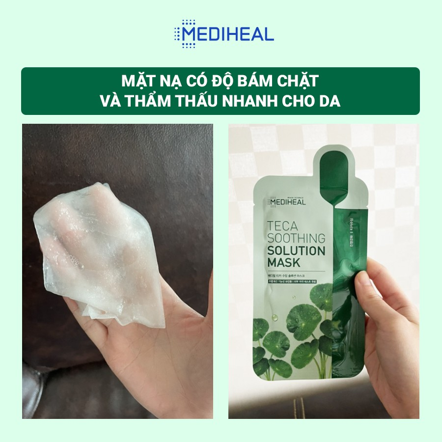 Teca Soothing Solution Mask