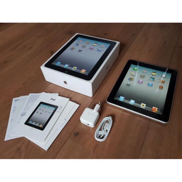 IPad 1, ipad 2 Chính Hãng Apple Bản 3G-Wifi 16G/32G Quốc tế; full chức năng.