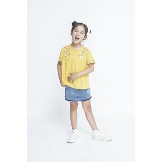 IVY moda áo thun bé gái MS 57G0445