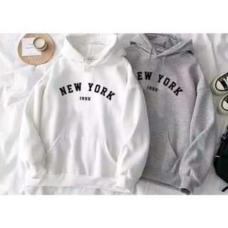 Áo hoodie JUMPER NEW YORK 199X SIZE M & XXL thumbnail