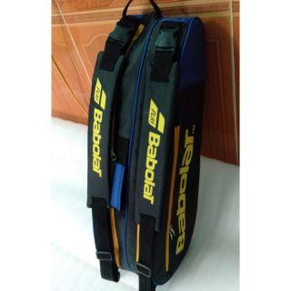 Bao vợt tennis 2 ngăn chính có ngăn đựng giày