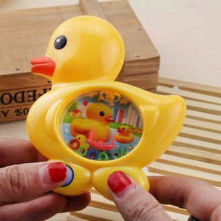 💐Our childhood memory❤Duck Water ring Game toys Consoles Kids Classic Toy