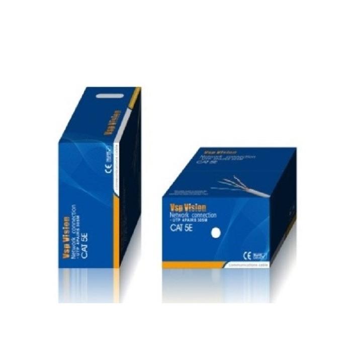 Dây cáp mạng VSP VISION UTP 5E 0332 305m - CAM305M33100M - 2640267 , 74006801 , 322_74006801 , 347000 , Day-cap-mang-VSP-VISION-UTP-5E-0332-305m-CAM305M33100M-322_74006801 , shopee.vn , Dây cáp mạng VSP VISION UTP 5E 0332 305m - CAM305M33100M