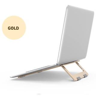 Đế Nhôm Gập Tản Nhiệt Dành Cho Macbook, Laptop – Hàng Nhập Khẩu