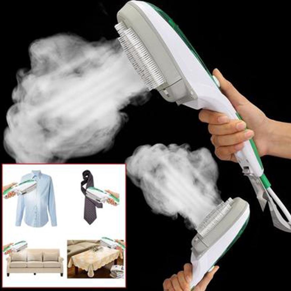 Mini Portable Electric Steaming Iron EU/UK/US Plug Rotatable For Clothes Wrinkle Brush Handheld Ironing Machine