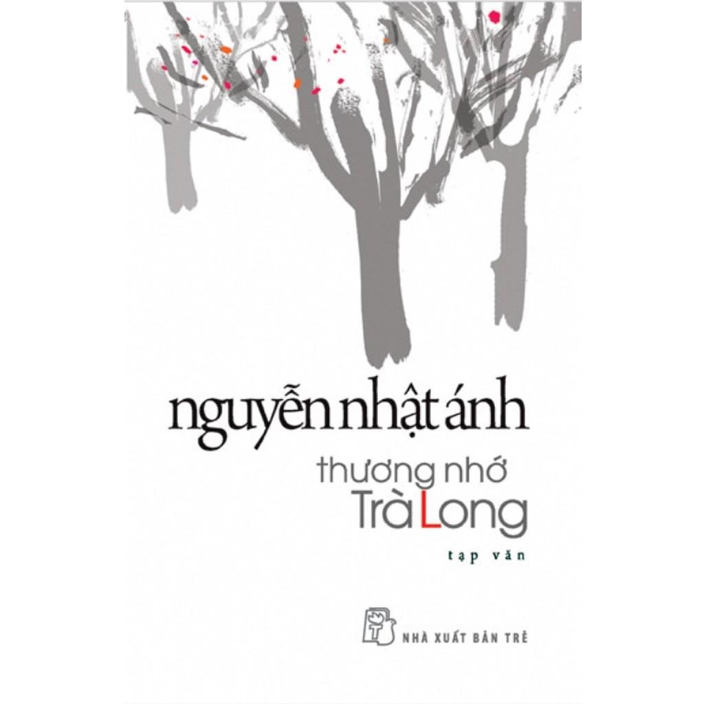 Sách: Thương nhớ Trà Long