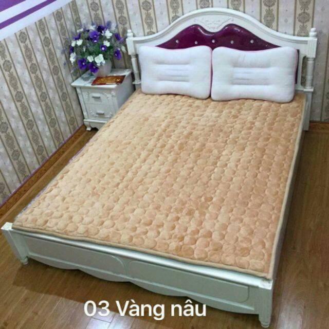 Thảm nỉ nhung trải giường 1 màu HÀNG LOẠI 1 m8 - 2767382 , 902530117 , 322_902530117 , 300000 , Tham-ni-nhung-trai-giuong-1-mau-HANG-LOAI-1-m8-322_902530117 , shopee.vn , Thảm nỉ nhung trải giường 1 màu HÀNG LOẠI 1 m8