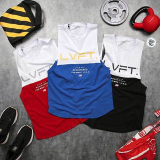 Áo Thể Thao Gym Nam – Tanktop Livefit 2020
