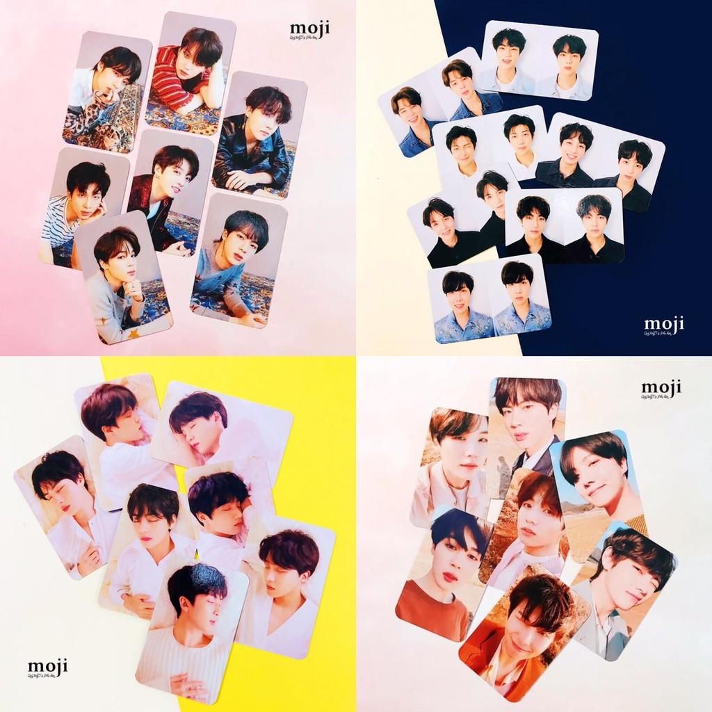 Card Unoff BTS Tear