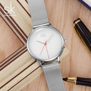 Đồng hồ nữ Shengke Korea K0050L chính hãng