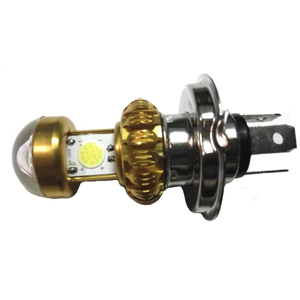 Bóng đèn led 3 chân H4 - fa cos, sáng trắng, tim đèn màu vàng siêu độc - 3027731 , 780113396 , 322_780113396 , 45500 , Bong-den-led-3-chan-H4-fa-cos-sang-trang-tim-den-mau-vang-sieu-doc-322_780113396 , shopee.vn , Bóng đèn led 3 chân H4 - fa cos, sáng trắng, tim đèn màu vàng siêu độc