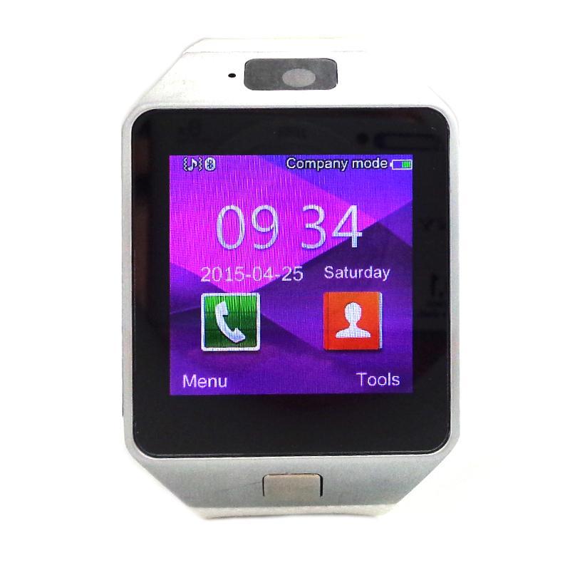 Đồng hồ thông minh Android Smartwatch (Trắng)