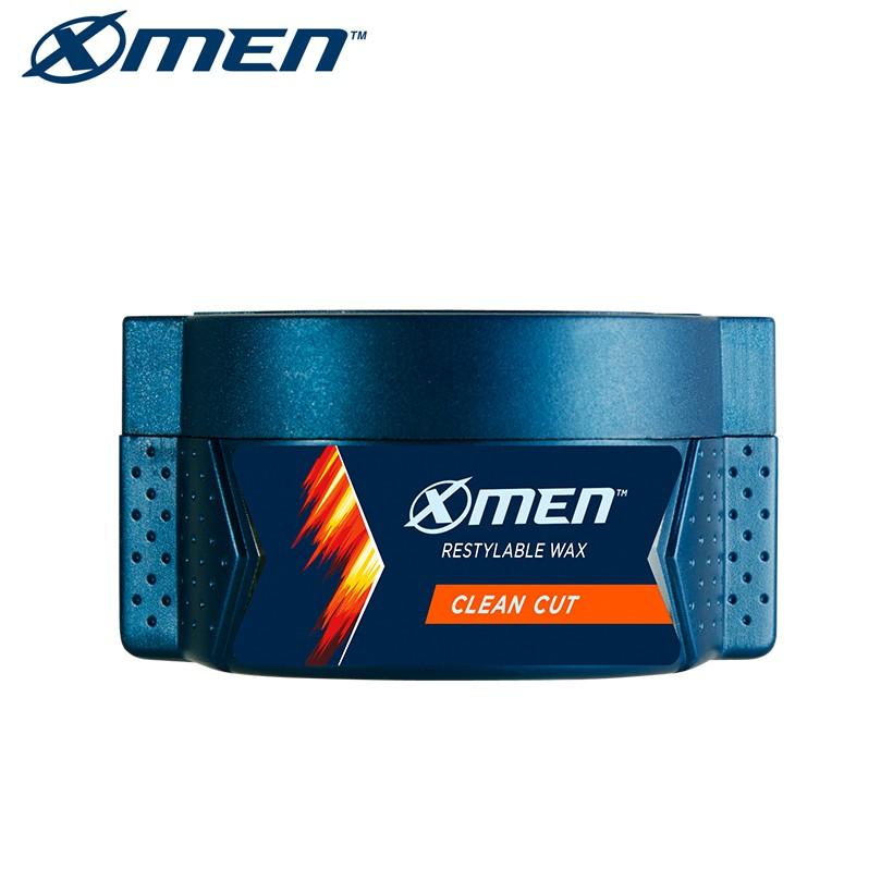 Sáp vuốt tóc X-Men Clean Cut hộp 70g
