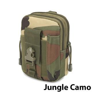Túi đeo hông EDC du lịch, đi phượt chống nước nhiều ngăn