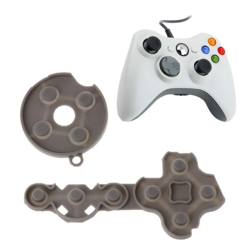Hộp đệm nút điều khiển tay cầm Xbox 360 bằng cao su