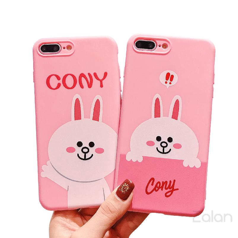 COD Oppo Soft Pack Pink Rabbit A83 A57 A3 R9s R11(s) R9sp A5 Protect Mobile 835 Phone