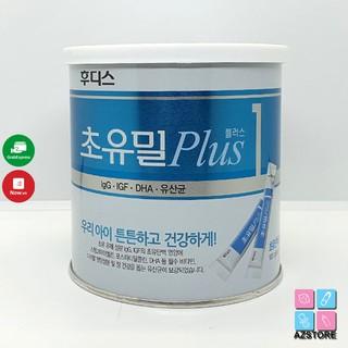 Sữa non Ildong Choyumeal Plus Hàn Quốc - Ildong số 1 và số 2 (Gói lẻ cho bé dùng thử) thumbnail