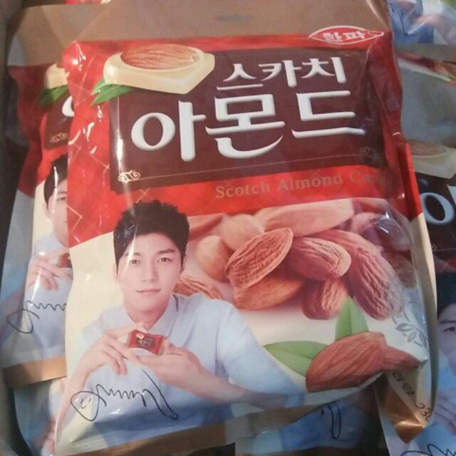 6 gói kẹo hạnh nhân caramel Hàn Quốc [ MẪU MỚI] - 3291521 , 728134188 , 322_728134188 , 200000 , 6-goi-keo-hanh-nhan-caramel-Han-Quoc-MAU-MOI-322_728134188 , shopee.vn , 6 gói kẹo hạnh nhân caramel Hàn Quốc [ MẪU MỚI]