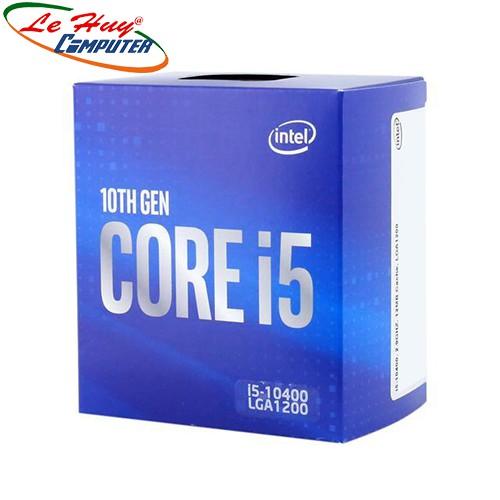 CPU INTEL CORE I5-10400 10TH GEN Box Chính Hãng