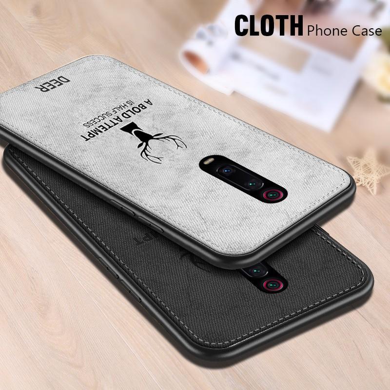 Xiaomi Mi 9 SE A3 Lite 9T Pro Poco F1 Soft Christmas Deer Cloth 3D Matte Leather Phone Case Shockproof Casing Cover - 23049067 , 7609776376 , 322_7609776376 , 60000 , Xiaomi-Mi-9-SE-A3-Lite-9T-Pro-Poco-F1-Soft-Christmas-Deer-Cloth-3D-Matte-Leather-Phone-Case-Shockproof-Casing-Cover-322_7609776376 , shopee.vn , Xiaomi Mi 9 SE A3 Lite 9T Pro Poco F1 Soft Christmas Dee