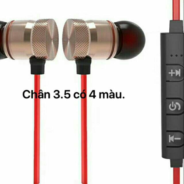 Tai nghe nhét tai Bluetooth - Mẫu 2018
